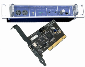 RME HDSP Bundle II