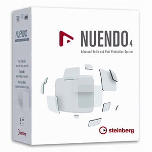 Steinberg Nuendo 4 crossgrade from Cubase 4