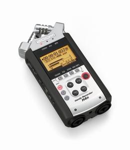 ZOOM H4N handheld recorder